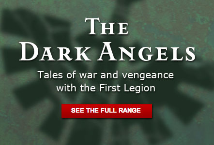 stunning new Dark Angels models on the Games Workshop website today