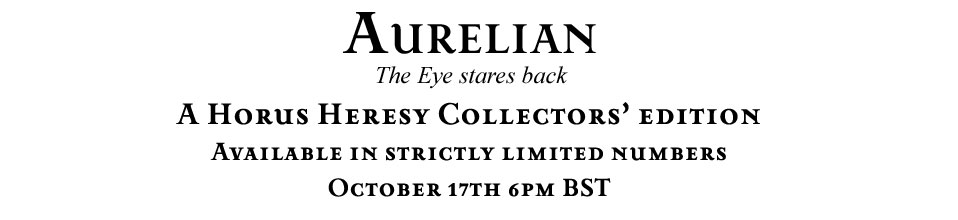 Aurelian - The Eye stares back