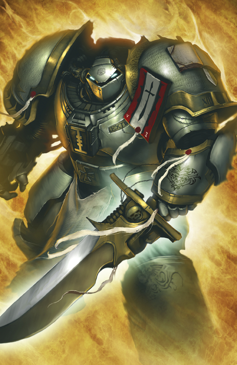 Black library news and rumours (including Horus Heresy stuff
