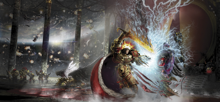 Horus Heresy Wallpapers Visions-large