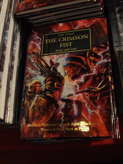 [Horus Heresy] The Crimson Fist de John French Crimson-fist-on-sale