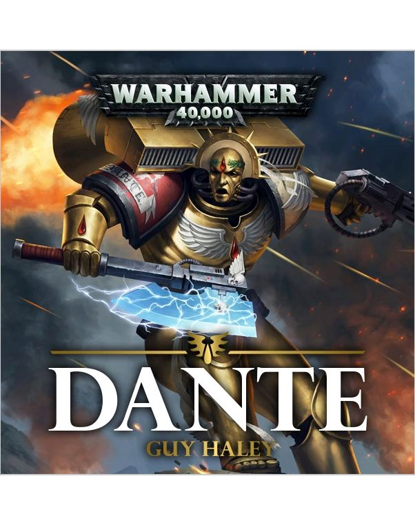 Warhammer 40K-Dante - Guy Haley