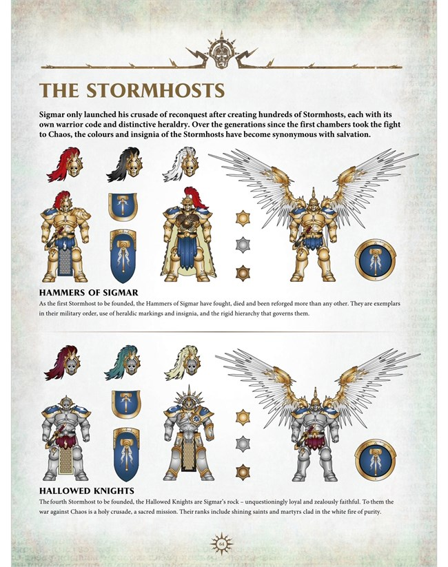 Battletome: Stormcast Eternals (Tablet Edition)