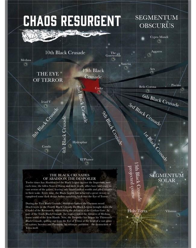 Black legion a codex chaos space marines supplement ebook edition