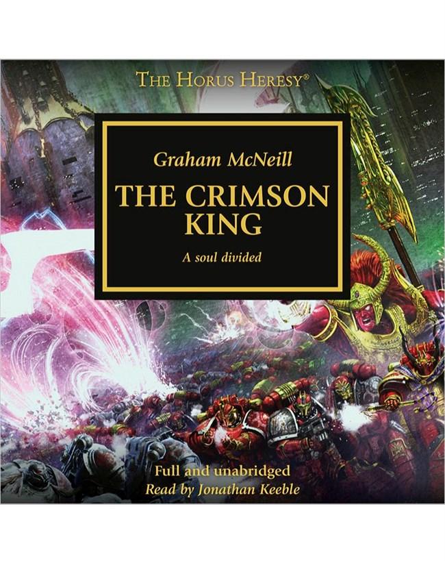The Crimson King - Graham McNeill