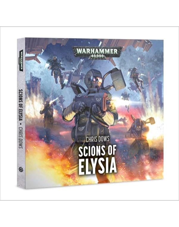 Warhammer 40K-Scions of Elysia - Chris Dows