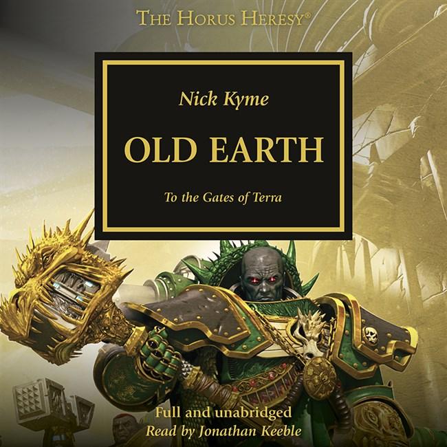 Old Earth - Nick Kyme