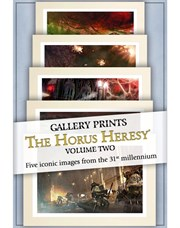 Gallery Prints: The Horus Heresy Volume Two