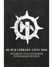 Black Library Live! 2016