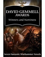 David Gemmell Nominees (and Winners)