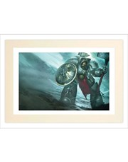 Gallery Print: Arjac Rockfist: Anvil of Fenris