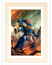 Gallery Print: Ultramarines