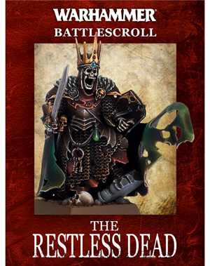 Battlescroll: The Restless Dead (eBook Edition)