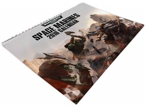 The Space Marines 2016 Calendar