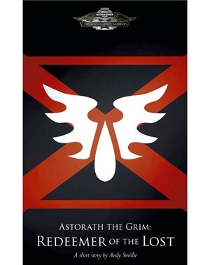 Black Library Advent Calendar 2013 Astorath-the-Grim-Redeemer-of-the-Lost