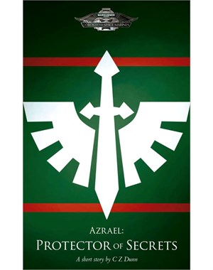 Black Library Advent Calendar 2013 Azrael-Protector-of-Secrets