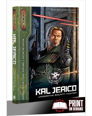 Kal Jerico: Underhive Bounty Hunter (Print on Demand)
