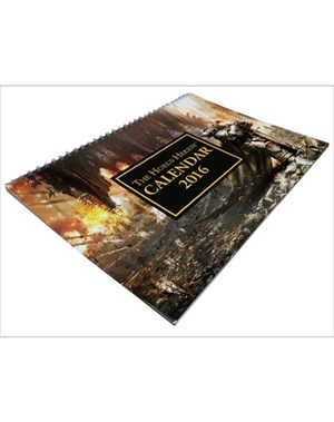 The Horus Heresy 2016 Calendar