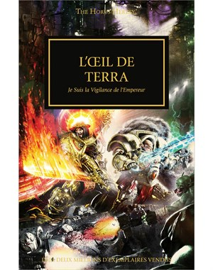 The Horus Heresy Livre 35: L'ceil de Terra