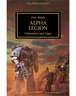 The Horus Heresy Buch 7: Alpha Legion
