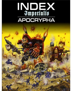 Index Imperialis: Apocrypha (Tablet Edition)