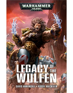 Legacy of the Wulfen