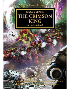 Book 44: The Crimson King