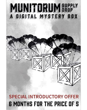 Black Library Digital Mystery Box
