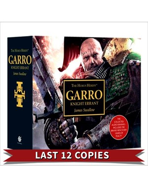 The Horus Heresy: Garro - Knight Errant (CD)