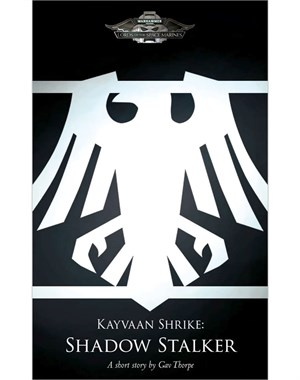 Black Library Advent Calendar 2013 Kayvaan-Shrike-Shadow-Stalker