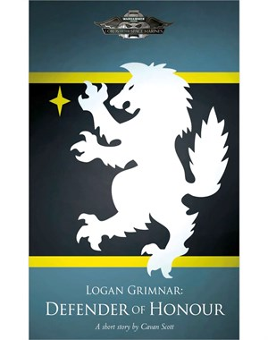 Black Library Advent Calendar 2013 Logan-Grimnar-Defender-of-Honour