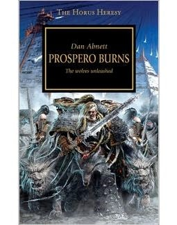 [Horus Heresy] News VO/UK Prospero-Burns