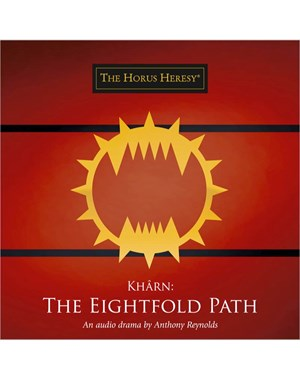Black Library Advent Calendar 2013 Audio-eightfold-path