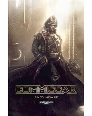 Programme des publications The Black Library 2011 / 2012 / 2013 - UK - Page 21 Commissar