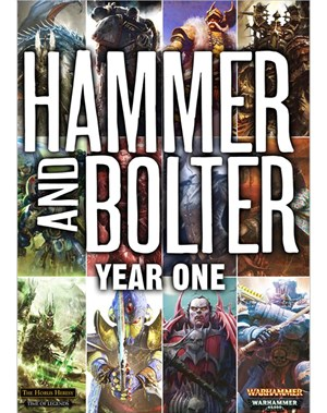 Hammer and Bolter : Year One (eBook)