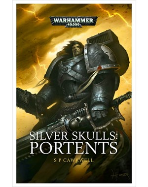 Black library silver skulls portents ebook for Portent warhammer