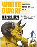 White Dwarf Issue 094: 14th November 2015