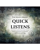 Quick Listens: Audiobook Collection