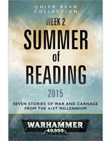 Summer of Reading 2015: Week 2