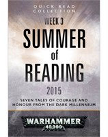 Summer of Reading: Week 3 Collection
