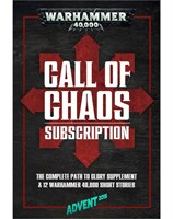 The Warhammer 40,000 Advent Subscription