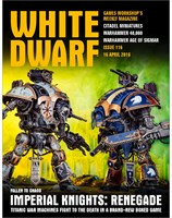 White Dwarf issue 116: 16th April 2016