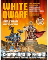White Dwarf Issue 107: 13th February 2016