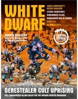 White Dwarf Issue 110: 05th March 2016