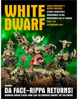 White Dwarf Issue 108: 20th February 2016