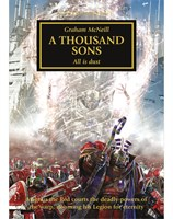 Book 12: A Thousand Sons (Hardback)
