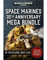 Space Marines: 30th Anniversary Mega Bundle