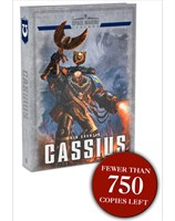 Space Marine Legends: Cassius Limited Edition
