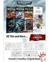 Space Wolves Mega Bundle