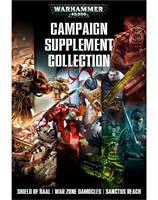 Warhammer 40,000: Campaign Supplements Collection